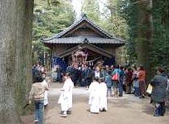 乙姫神社例大祭