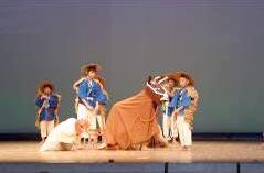 阿蘇の虎舞