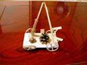 竹馬の模型